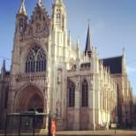 The Église Notre Dame du Sablon (Church of Our Lady of Sablon)