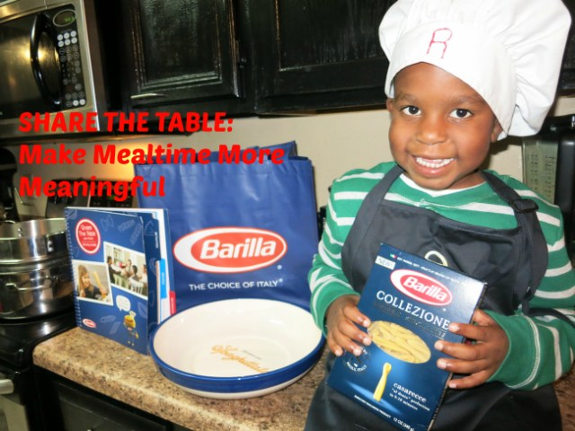 Barilla Pasta Share The Table