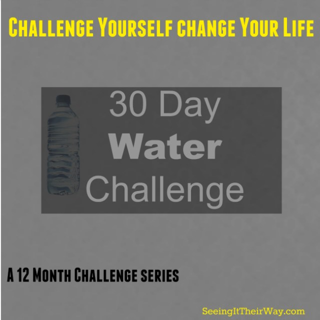 30 Day Water Challenge