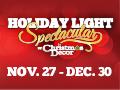 Atlanta Motor Speedway Holiday Light Spectacular