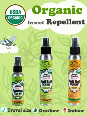 U.S. Organic's Anti Bug Spray