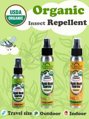 U.S. Organic's Anti Bug Spray