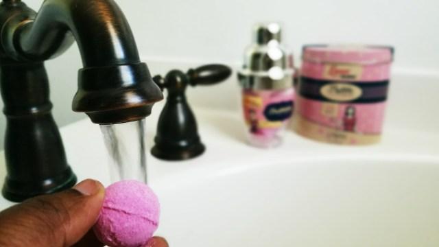 Mr. Bubble Ladies Night In Bath Bombs
