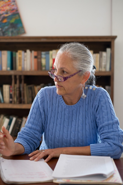 Myrna Santiago (St Mary's College, California, USA)