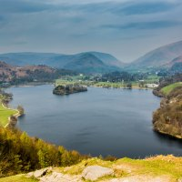 Hike up Loughrigg Fell