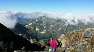 Wonderfull view from the summit