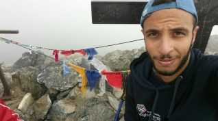 Memories from other climbers on the summit