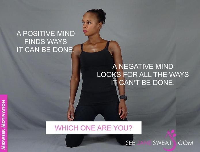 Midweek A Positive Mind