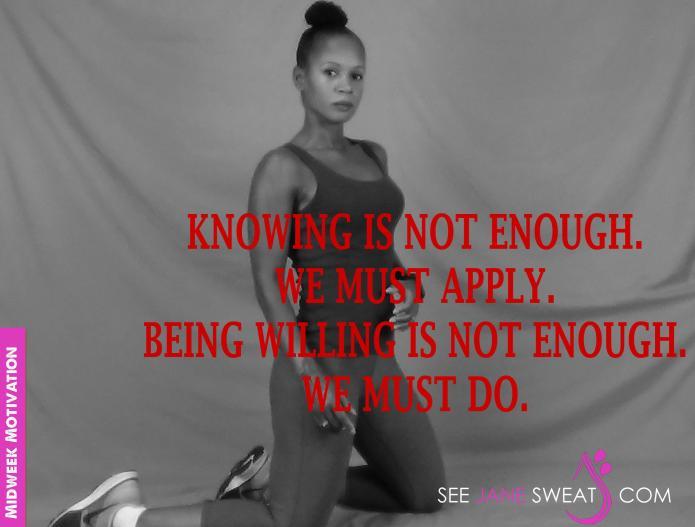 Midweek - Knowing