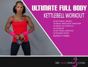 Ultimate Kettlebell Workout