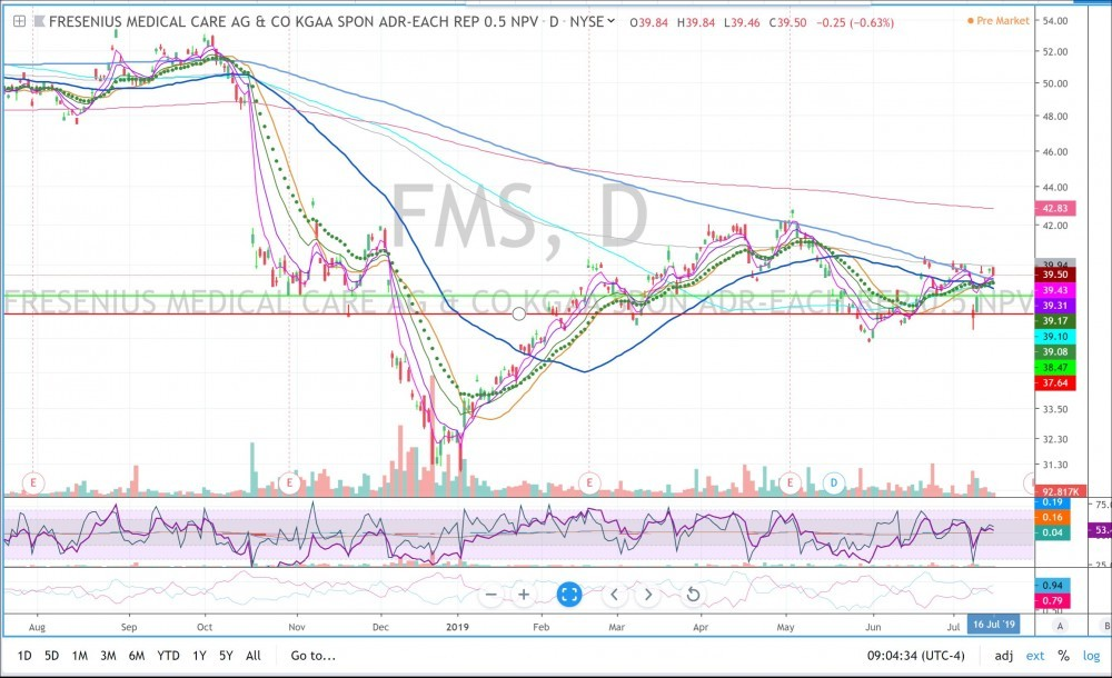 FMS Daily Chart