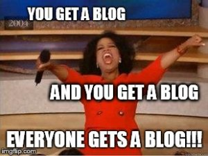 oprah blog