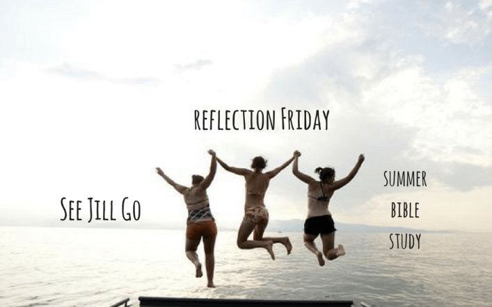 Reflection Friday: Choices