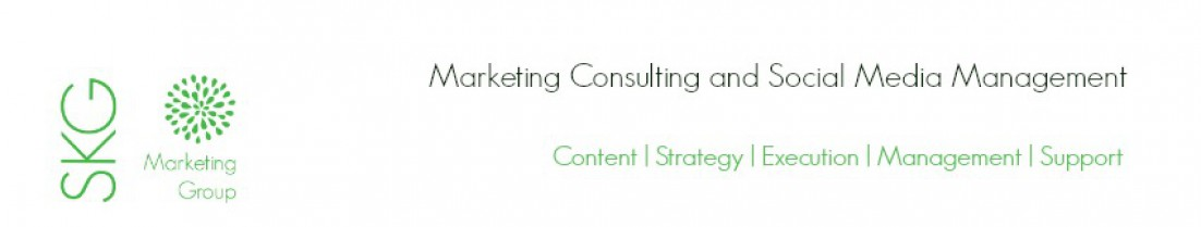 SKG Marketing - Content Strategy and Execution