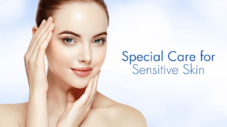 Special Care for Sensitive skin