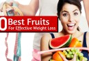 10 Best Fruits to Lose Weight