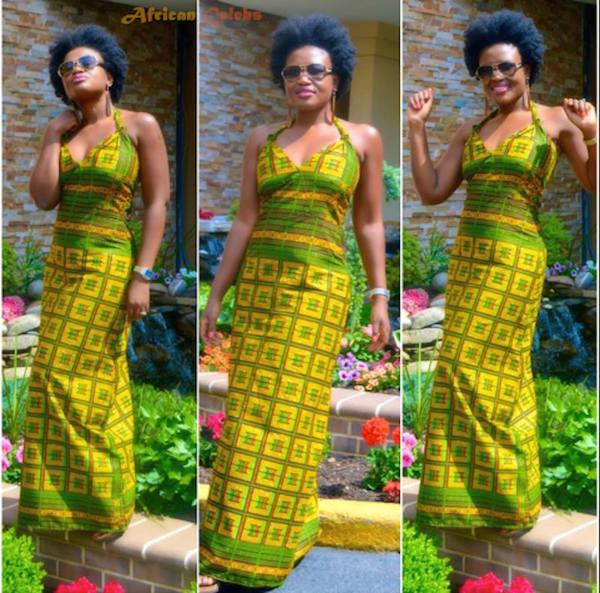 African Kaba And Slit Styles