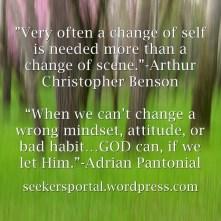 Internal Change