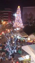 Outside Gateway, Araneta Center Cubao, Quezon City