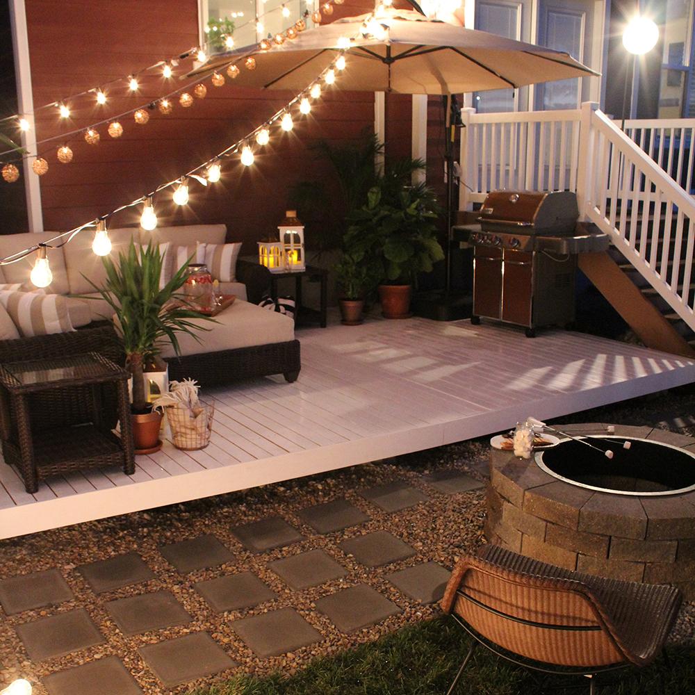 Backyard Transformation Before & After - Seeking Alexi DIY ... on Backyard Design Ideas Diy id=31241