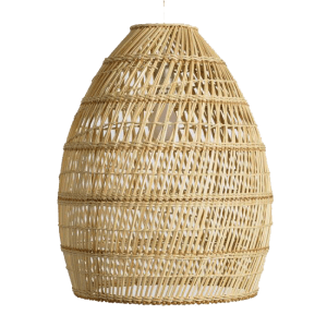 Basket Pendant Light from World Market