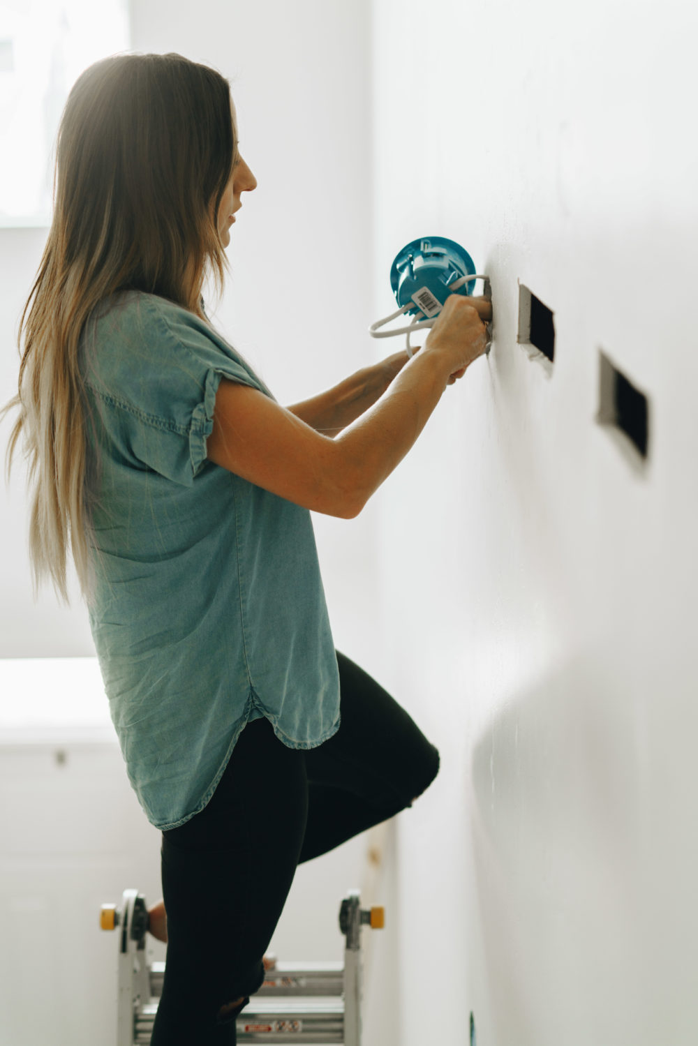 House Wiring On Wiring A Light Switch For A Ceiling Light Diy Project