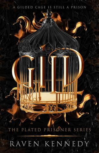 This is the book cover image for the book Gild by Raven Kennedy.