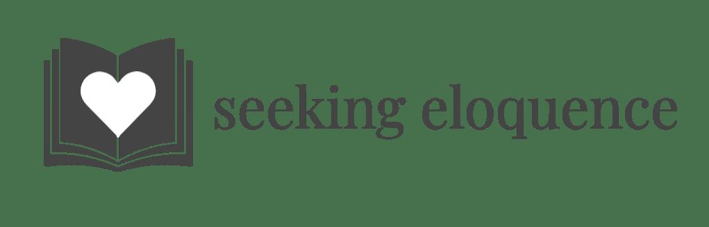 Seeking Eloquence Book Blog