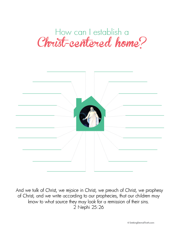 christ centered home-establish-01