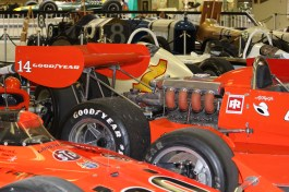 Indy race cars