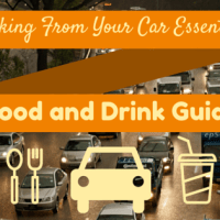 Working From Your Car Essentials: Food and Drink Guide
