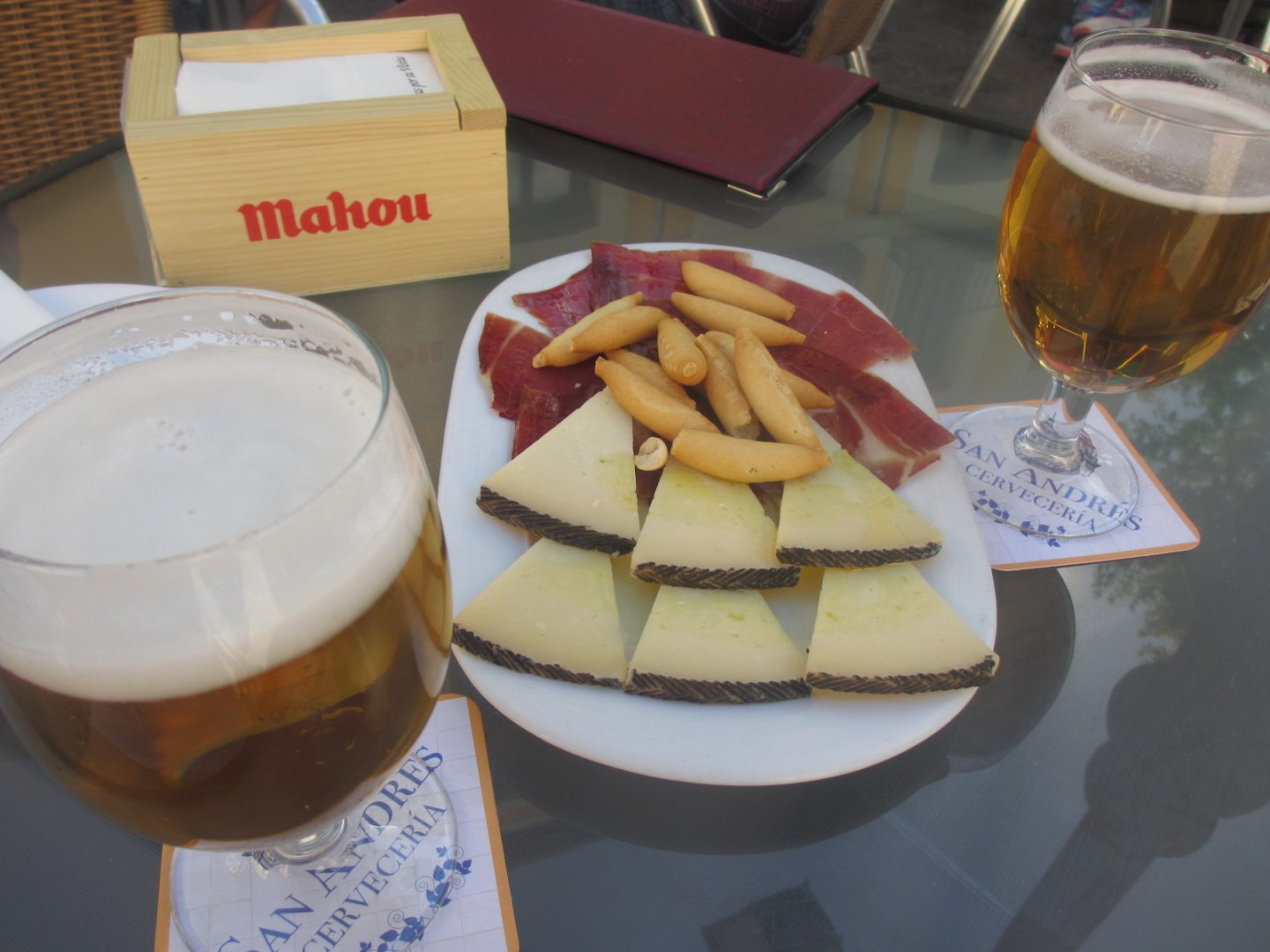 MADRID need to know - food & drink