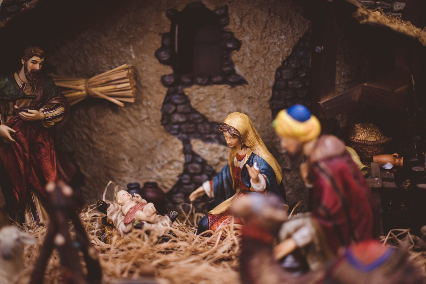Christmas in Spain 4 - Nativity