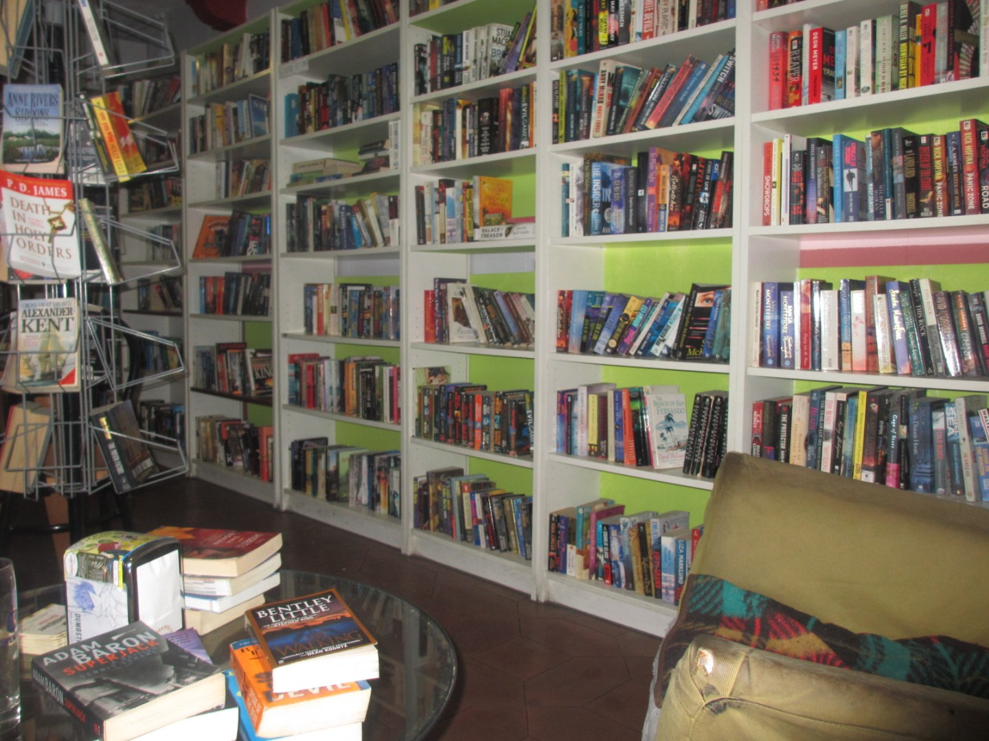 Where To Find A Second Hand English Bookshop In Madrid