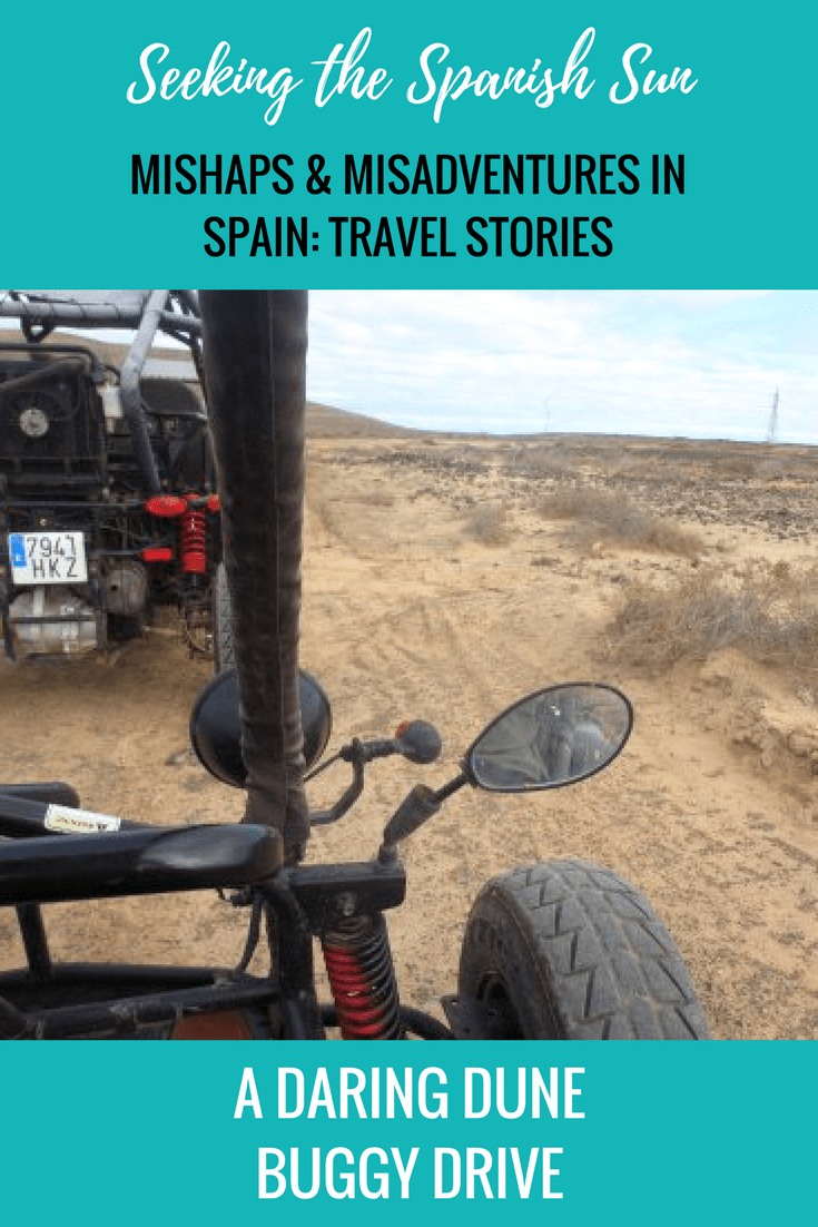 Mishaps & Misadventures in Spain No1.