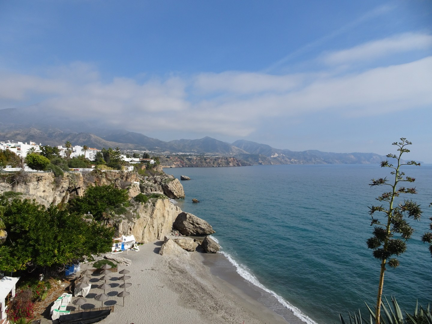 Nerja the jewel of the Costa del Sol