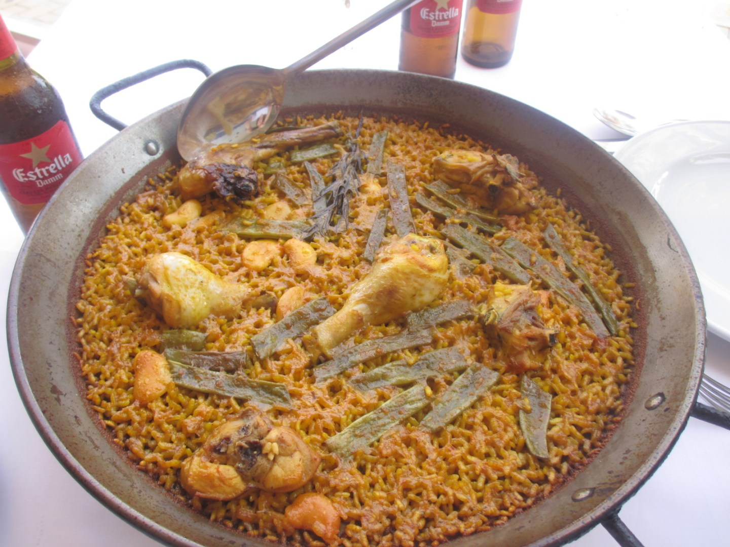 Authentic and traditional paella in Valencia