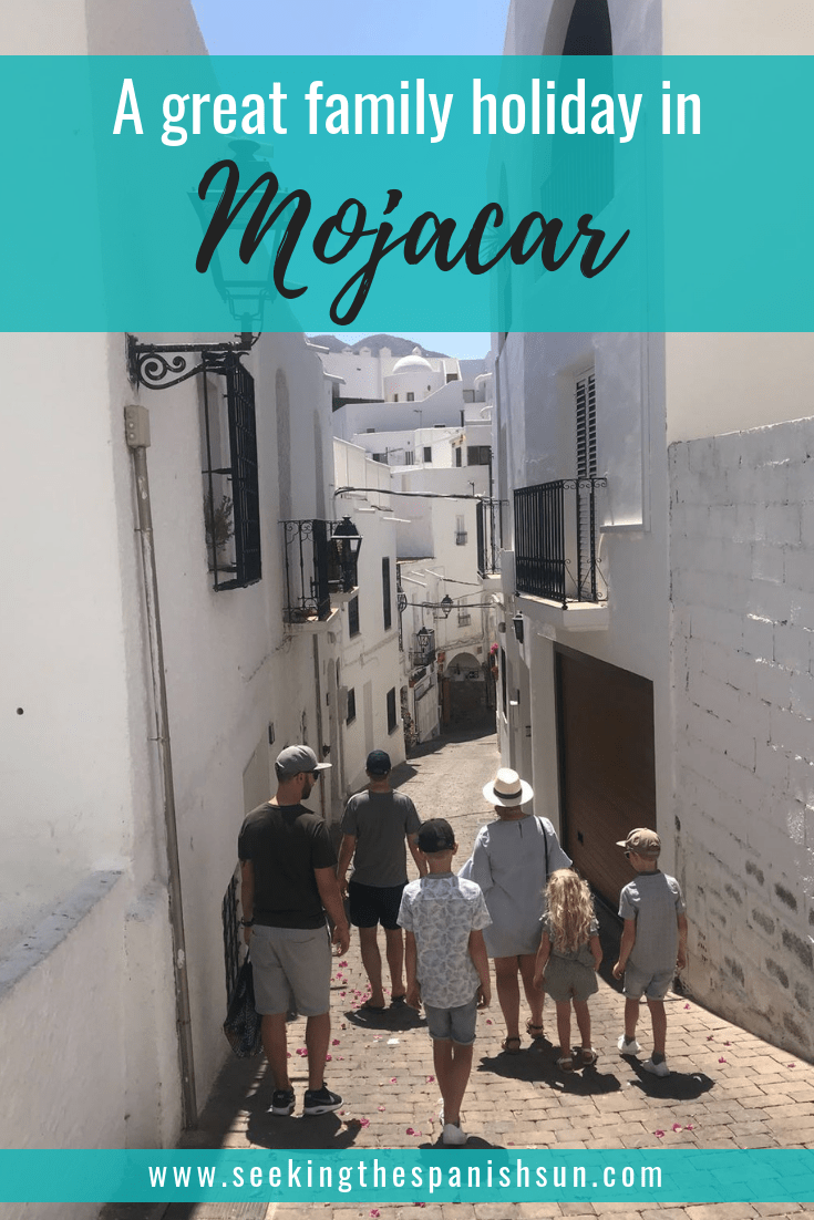 A great family holiday in Mojacar, Andalusia Spain. A travel guide by Seeking the Spanish Sun blog www.seekingthespanishsun.com