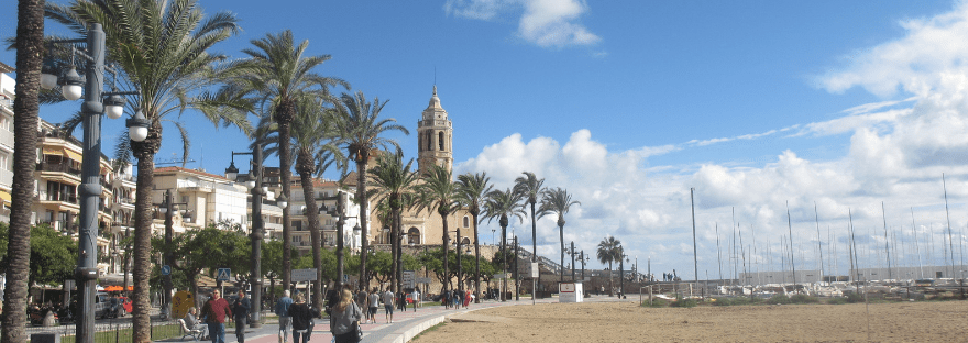 What to see and do in Sitges