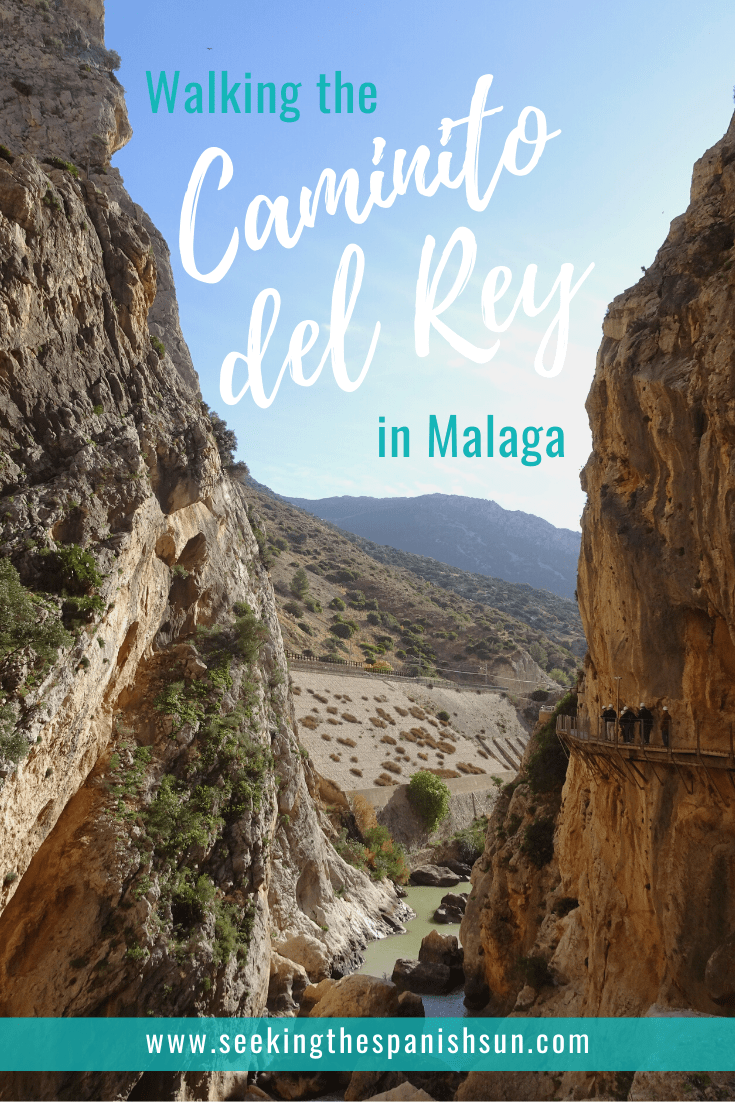 Caminito del Rey cliff edge walk