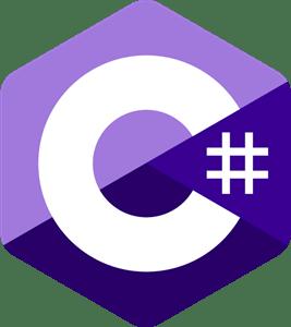 C Sharp (C#) Logo Vector (.SVG) Free Download