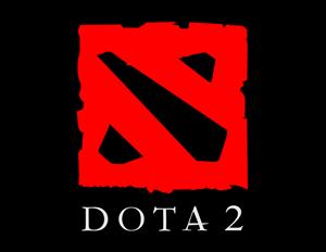Dota 2 Logo Vector CDR Free Download