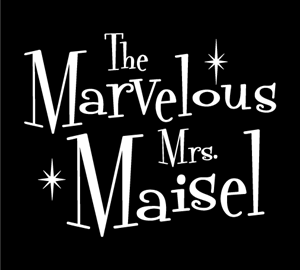 The Marvelous Mrs Maisel Logo Vector Eps Free Download