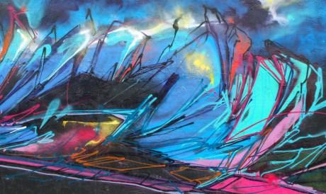 Gallenson's elk mural misc 2