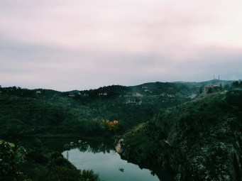 Tagus River View, Toledo, November 2016
