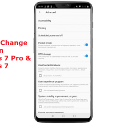 How to Change Fonts on OnePlus 7 Pro and OnePlus 7