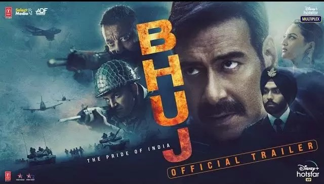 [ Download ] Bhuj: The Pride Of India Full Movie