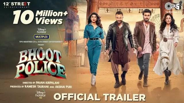 Bhoot Police Movie Download Filmyzilla,