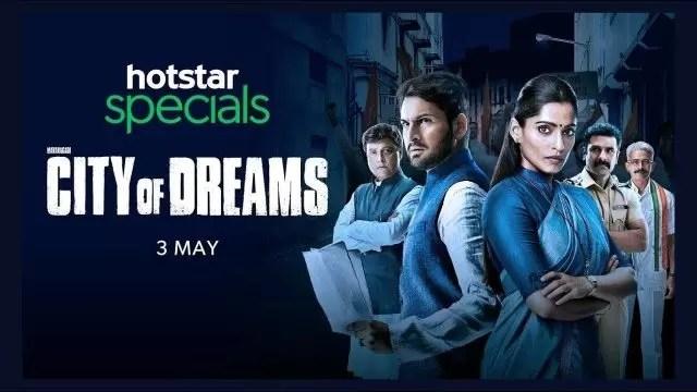 City of Dreams Season 2 Leaked on Telegram for Download Link in 720p & 480p