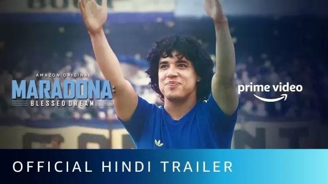 Maradona Blessed Dream Web Series Download Leaked